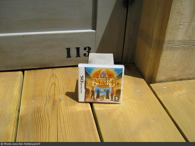 Jeu Nintendo DS - Fort Boyard Le Jeu (2008)