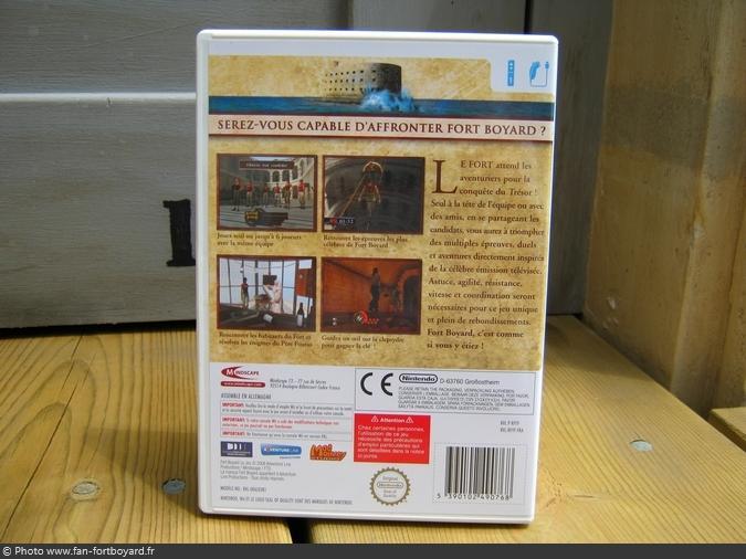Jeu Nintendo Wii - Fort Boyard Le Jeu (2008)