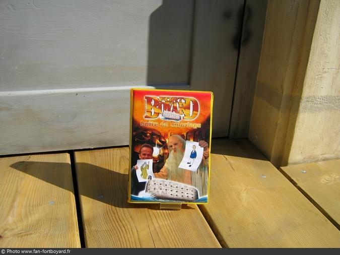Objet - Boîte de coloriage Fort Boyard (2008)