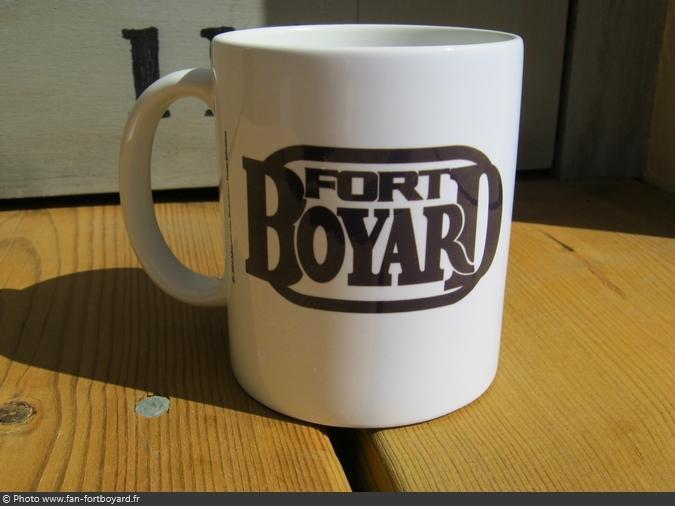 Objet - Mug Fort Boyard (2014)