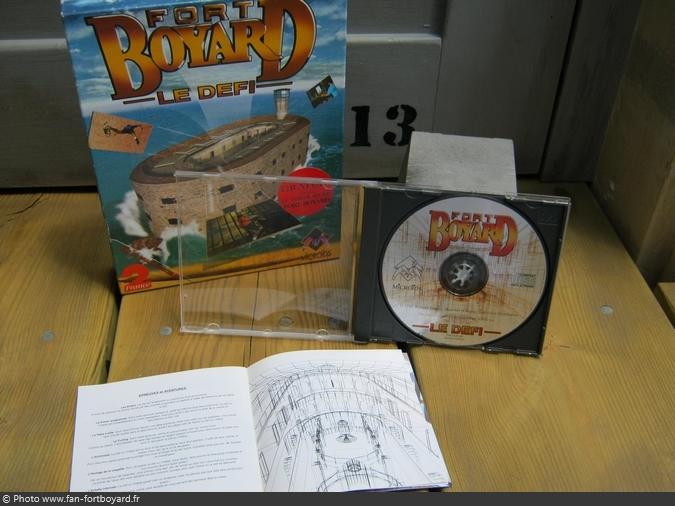 Jeu PC - Fort Boyard Le Défi (1995)