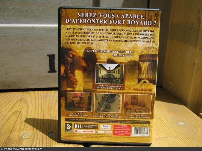 Jeu PC - Fort Boyard Le Jeu (2006)