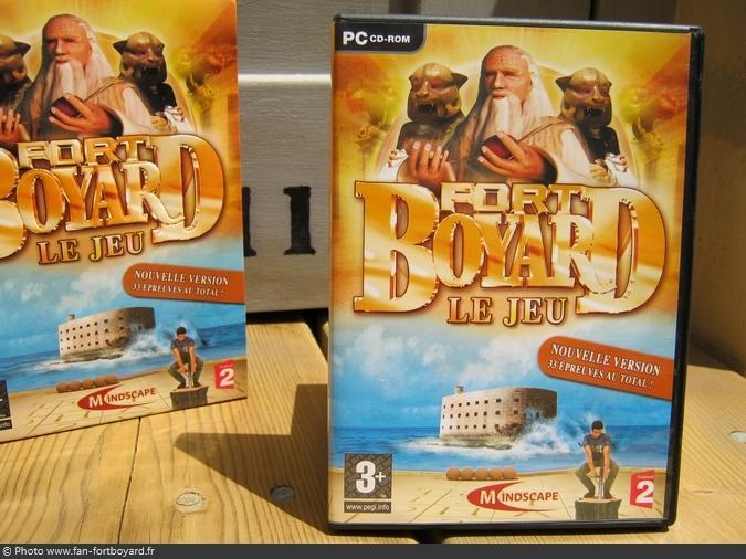 Jeu PC - Fort Boyard Le Jeu (2007)