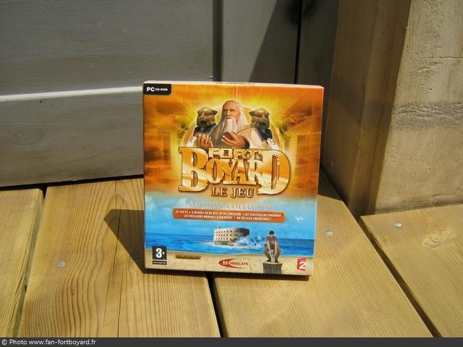 Jeu PC - Fort Boyard Le jeu, édition collector (2008)