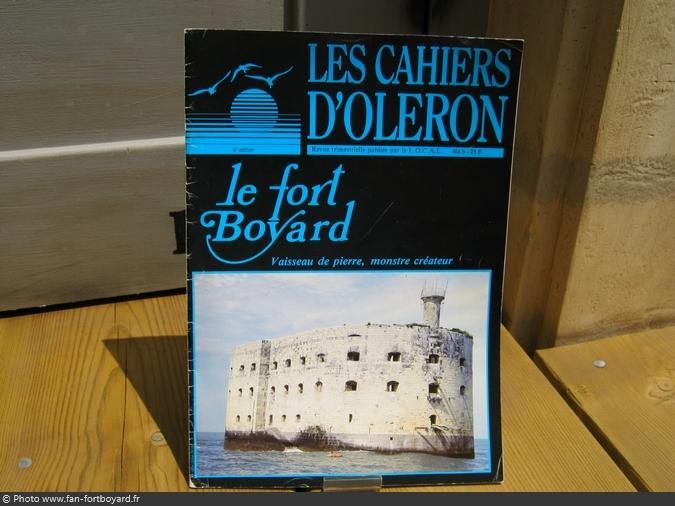 Revue - Fort Boyard, vaisseau de pierre, monstre créateur n°6 (1990)
