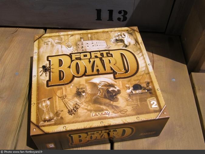 Jeu de société - Fort Boyard (2005)