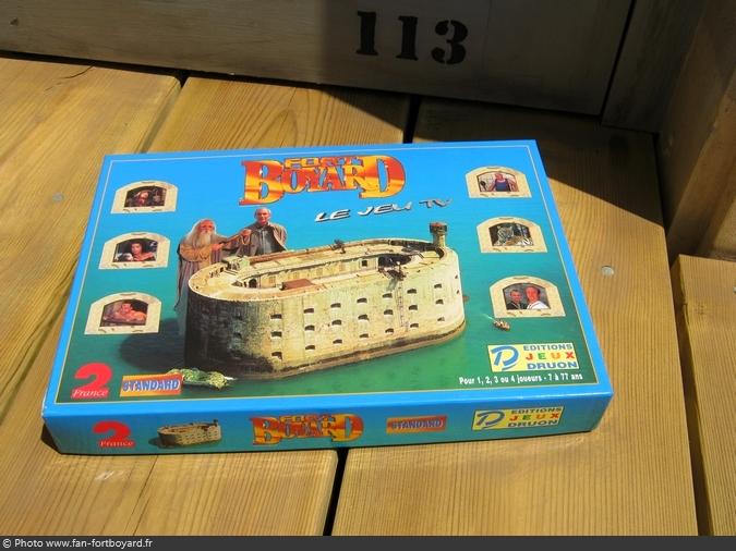 Exceptionnel Jeu de société - Fort Boyard le jeu TV (standard et luxe) (1998) TE73