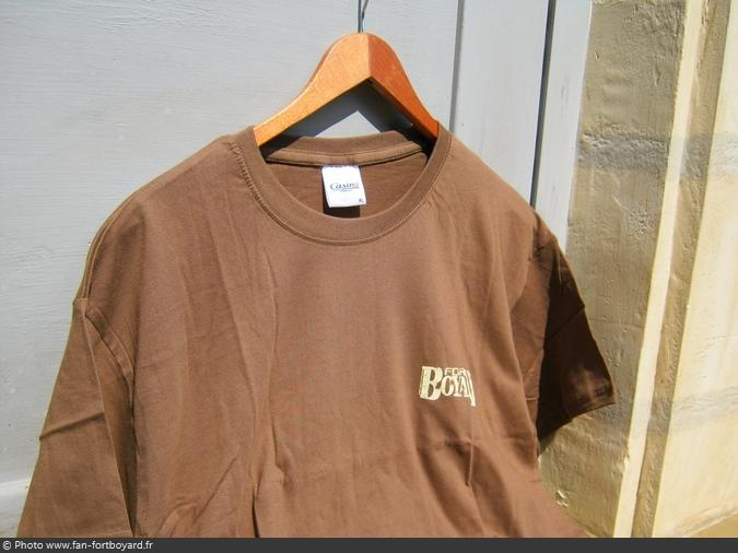 Vêtement - Tee-shirt Fort Boyard (2007)