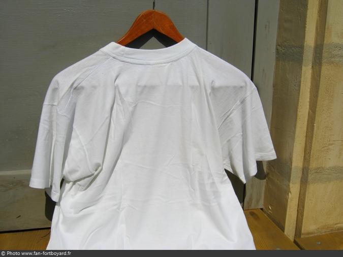 Vêtement - Tee-shirt Fort Boyard officiel (2000)