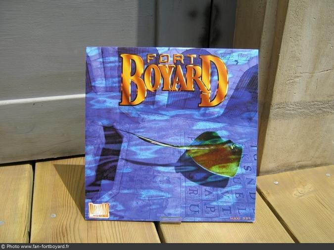 Vinyle - Fort Boyard (1996)