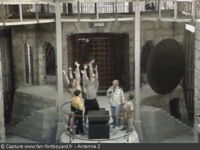 Le proscenium circulaire en 1990