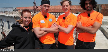 Fort boyard quebec 2014 equipe 07