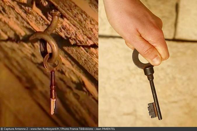 La clé de Fort Boyard (depuis 1990)