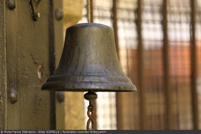 La cloche de Fort Boyard (depuis 1991)
