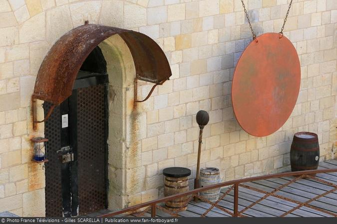 Le gong de Fort Boyard (depuis 1990)