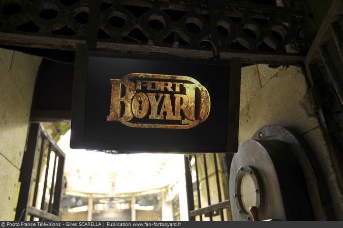 Les moniteurs de Fort Boyard (depuis 1990)