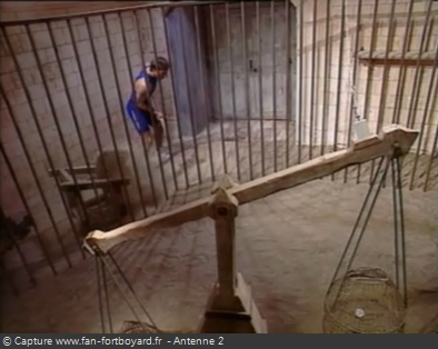 Fort Boyard - Sable (1992-1993)