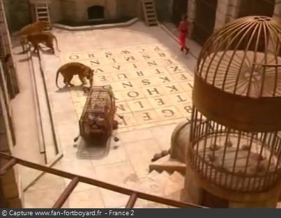 Fort Boyard - Cage aux tigres (1997)