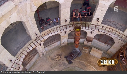 Fort Boyard - Safari