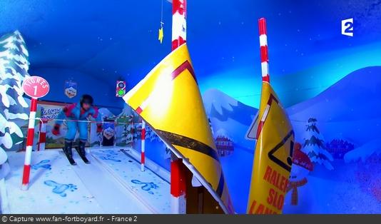 Fort Boyard - Ski