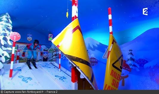 Fort Boyard - Ski (2017-2018)