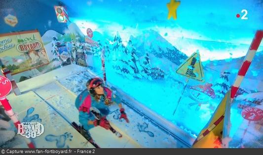 Fort Boyard - Ski (depuis 2019)