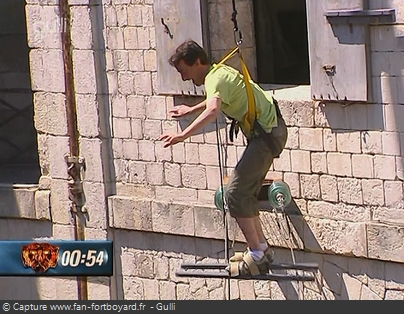 Fort Boyard - Skis