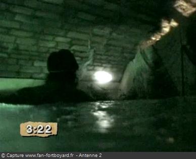 Fort Boyard - Souterrain inondé - Partie nage (1991)