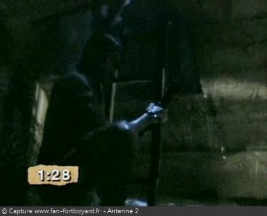 Fort Boyard - Souterrain inondé - Partie finale avec la cartouche (1991)