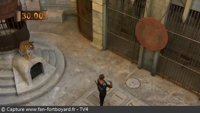 Fort boyard suede 2014 personnages felindra1