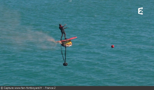 Fort Boyard - Surf
