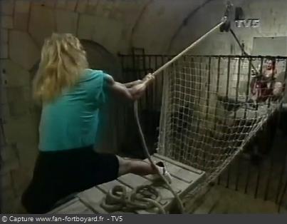 Fort Boyard - Tirer de corde