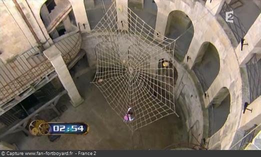 Fort Boyard - Toile d'araignée