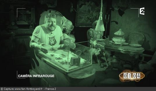 Fort Boyard - Train fantôme (intérieur depuis 2017)