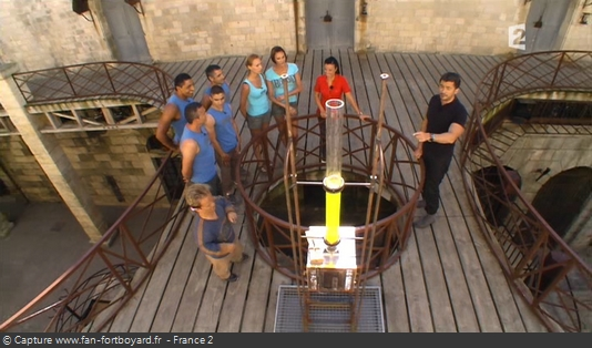Fort Boyard - Tube