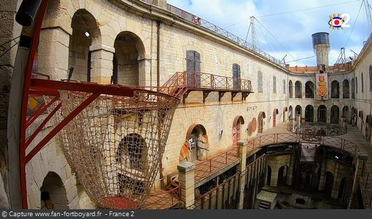 Fort Boyard - Turbo Basket