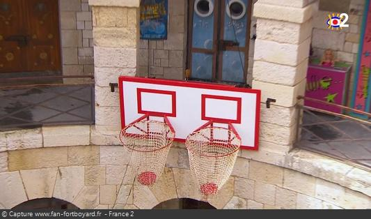 Fort Boyard - Turbo Basket (paniers)