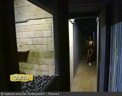 Fort Boyard - Vendeur d'indices - Cellules 203/202 (1992-1994)