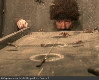 Fort Boyard - Voyage dans le temps - Mange-fil