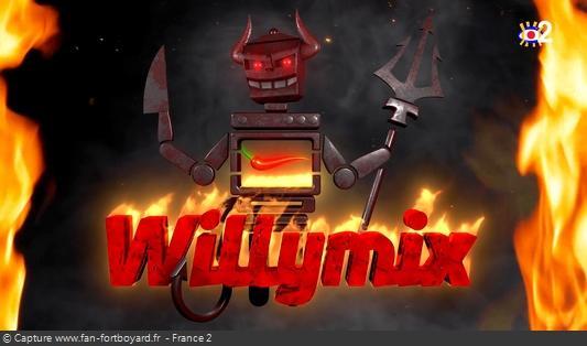Fort Boyard - Willymix (depuis 2020)