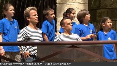 Fort Boyard 2011 - Equipe Prince 2