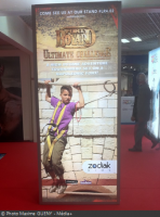 Fort Boyard - Ultimate Challenge au MIPCOM 2011