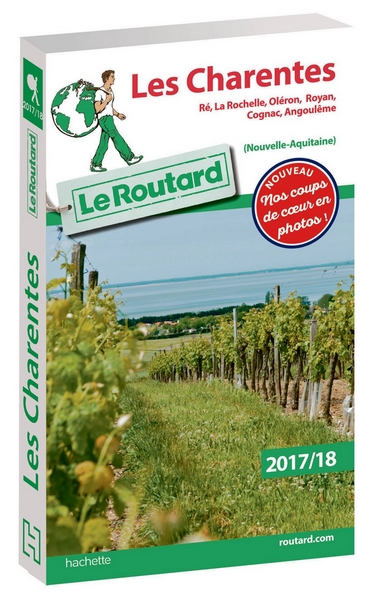 Guide le routard les charentes 2017 fort boyard