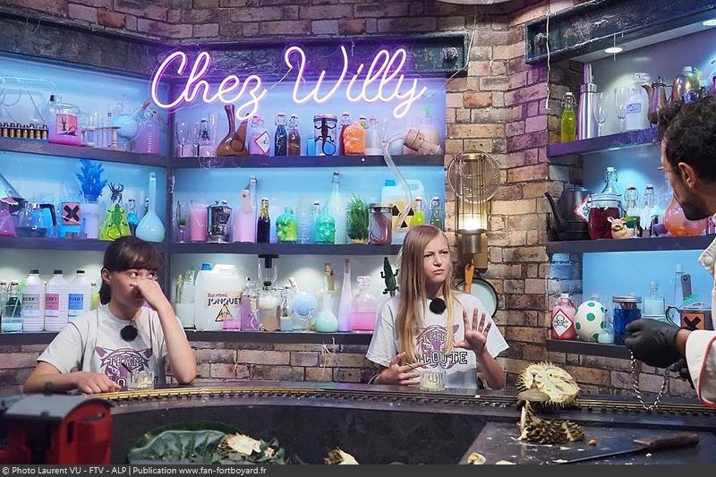 La Cuisine de Willy 2020 : Héloise et Lili (épisode 10)