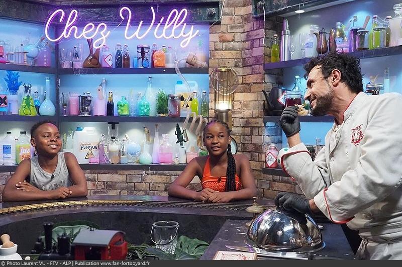 La Cuisine de Willy 2020 : Dayana et Matheo (épisode 7)
