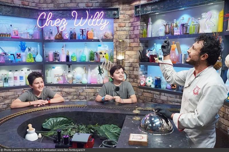La Cuisine de Willy 2020 : Adrien et Jules (épisode 15)