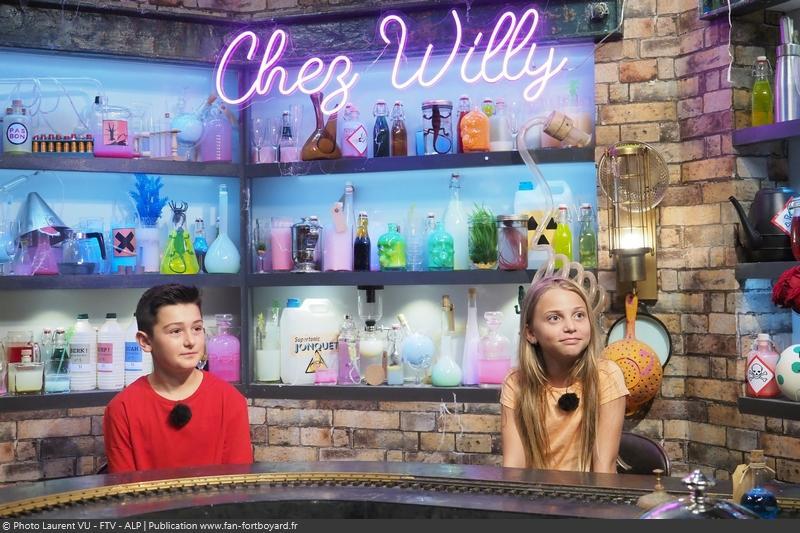 La Cuisine de Willy 2020 : Maxime et Jade (épisode 3)
