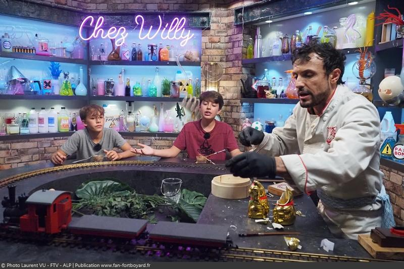 La Cuisine de Willy 2020 : Julien et Yago (épisode 4)