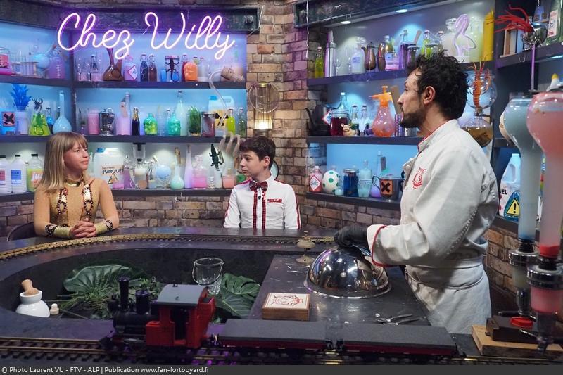 La Cuisine de Willy 2020 : Romy et Elliot (épisode 2)