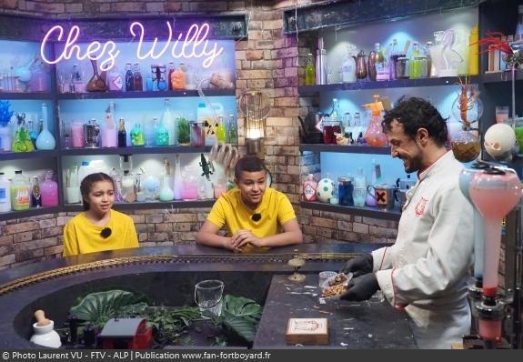 la Cuisine de Willy 2020 : Nour et Adam (épisode 8)